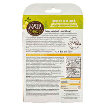 Earth Animal Nature's Protection™ Flea & Tick Herbal Spot-On for Dogs