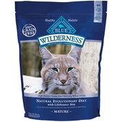 Blue Buffalo Wilderness Mature Dry Cat Food