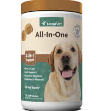 NaturVet All-In-One Soft Chews-product-tile
