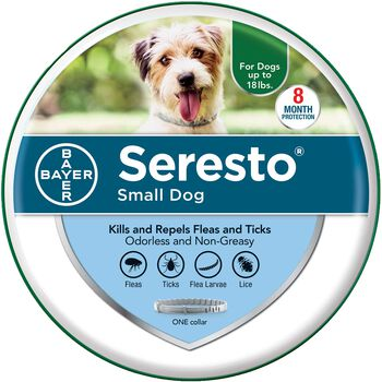 "Seresto Small Dogs up to 18 lbs 15"" collar length product detail number 1.0"