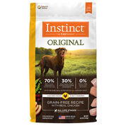 Nature's Variety Instinct Original Grain-Free Recipe with Real Chicken Dry Dog Food-product-tile