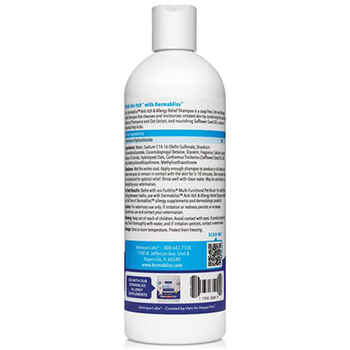 Dermabliss Anti-Itch & Allergy Relief Medicated Shampoo