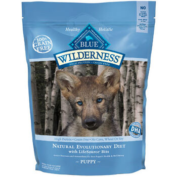 Blue Buffalo Wilderness Dry Puppy Food 4.5 lb product detail number 1.0