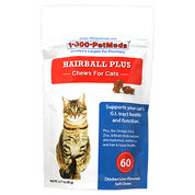 Hairball Plus Chews for Cats-product-tile