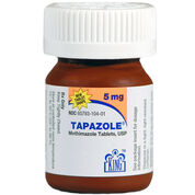Tapazole 5 mg (sold per tablet)