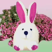 Booda Squatters Bunny Dog Toy-product-tile