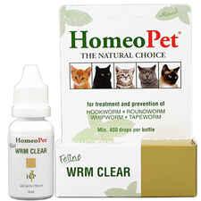 HomeoPet Wrm Clear Feline 15 ml-product-tile