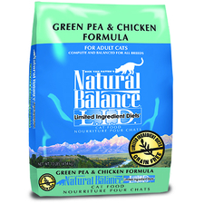 Natural Balance Limited Ingredient Diets Dry Cat Food-product-tile