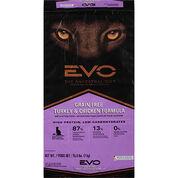 EVO Grain Free Formula Dry Cat & Kitten Food