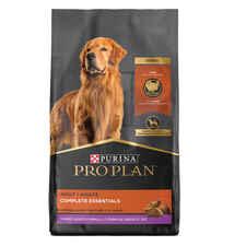 Purina Pro Plan Adult Complete Essentials Shredded Blend Turkey & Rice Probiotic Dry Dog Food-product-tile