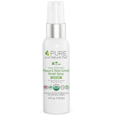Pure and Natural Pet Organic Dental Solutions Plaque & Tartar Control Spray-product-tile