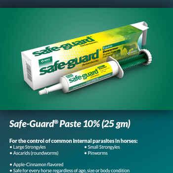 Safe-Guard Equine Dewormer Paste
