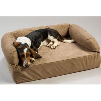 Memory Foam Luxury Pet Sofa - Large Peat product detail number 1.0