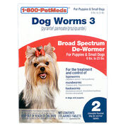 Dog Worms 3 Sm Dog 2ct-product-tile