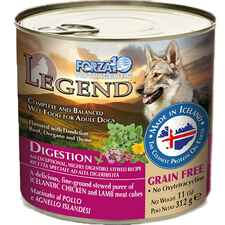 Forza10 Nutraceutic Legend Digestion Icelandic Chicken & Lamb Recipe Grain-Free Canned Dog Food-product-tile