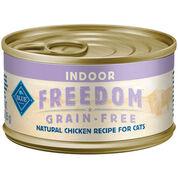 Blue Buffalo Freedom Canned Indoor Cat Food