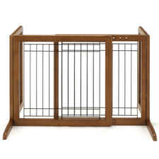 Freestanding Pet Gate Small-product-tile