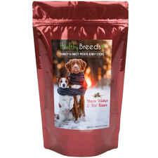 Healthy Breeds Warm Wishes Turkey and Sweet Potato Recipe Jerky Sticks Dog Treats-product-tile