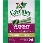Greenies Weight Management Dental Chews