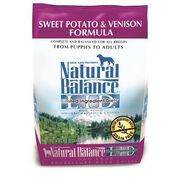 Natural Balance L.I.D. Limited Ingredient Diets Sweet Potato & Venison Formula-product-tile