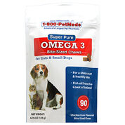 Super Pure Omega 3 Bite-Sized Chews-product-tile