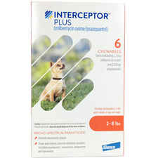 Interceptor Plus 6pk Orange 2-8 lbs-product-tile
