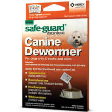 Safe-Guard Canine Dewormer Three 1 Gram Packages-product-tile