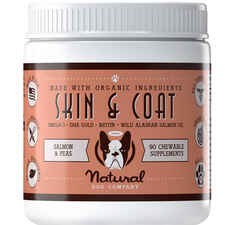 Natural Dog Company Skin & Coat Supplement Chews-product-tile