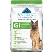 BLUE Natural Veterinary Diet GI Gastrointestinal Support Dry Dog Food-product-tile