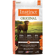 Nature's Variety Instinct Original Grain-Free Recipe with Real Salmon Dry Dog Food-product-tile