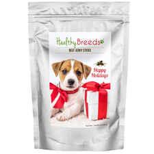 Healthy Breeds Happy Holidays Beef Recipe Jerky Sticks Dog Treats-product-tile
