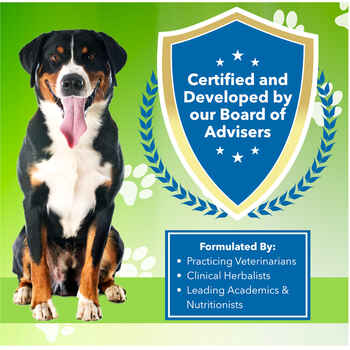 Pet Wellbeing Throat Gold for Dogs