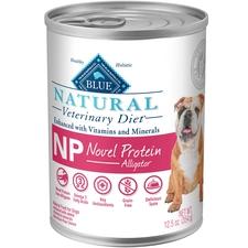 BLUE Natural Veterinary Diet NP Novel Protein-Alligator Grain-Free Wet Dog Food-product-tile