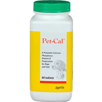 Pet-Cal Tablets 60 ct product detail number 1.0