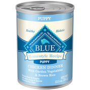 Blue Buffalo Homestyle Recipe Canned Puppy Food-product-tile
