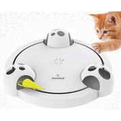 FroliCat Pounce Rotating Teaser Toy for Cats