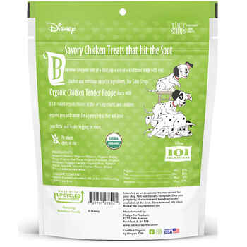Disney Table Scraps Organic Chicken Tender Dog Treats