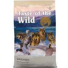 Taste Of The Wild Wetlands Canine Formula Dry Dog Food 28 lb-product-tile