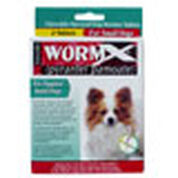 WormX For Small Dogs 2 Tablet Pk