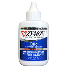 Zymox Otic Enzymatic Solution with Hydrocortisone-product-tile