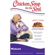 Chicken Soup for the Dog Lover's Soul Senior Dog Dry Food-product-tile