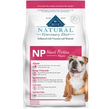 BLUE Natural Veterinary Diet NP Novel Protein-Alligator Grain-Free Dry Dog Food-product-tile