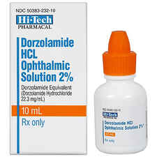Dorzolamide HCL Ophthalmic Solution 10 ml Bottle-product-tile