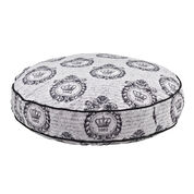 Bowsers Luxury Round Dog Bed