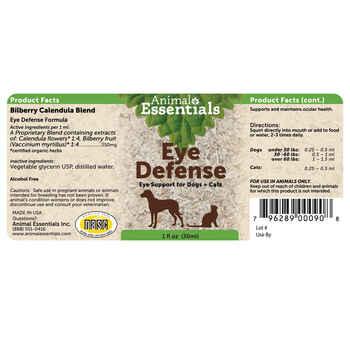 Animal Essentials Eye Defense