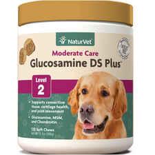NaturVet Glucosamine DS Plus Soft Chews-product-tile