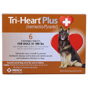 Tri-Heart Plus - Generic to Heartgard Plus-product-tile