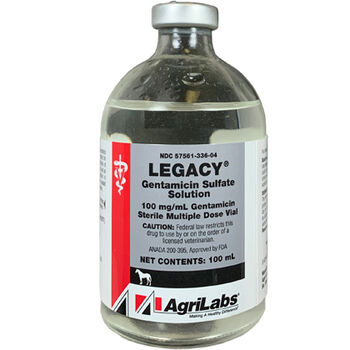 Legacy Gentamicin for Horses
