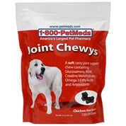1-800-PetMeds Joint Chewys for Dogs 120 ct