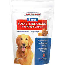 Super Joint Enhancer Bite-Sized Chews Medium & Large Dogs 60 ct-product-tile